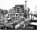 Broadmoor Hotel Under Construction