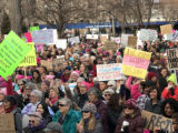 I March for Planet Earth, Women's Rights, Black Lives, Immigrants Equality
